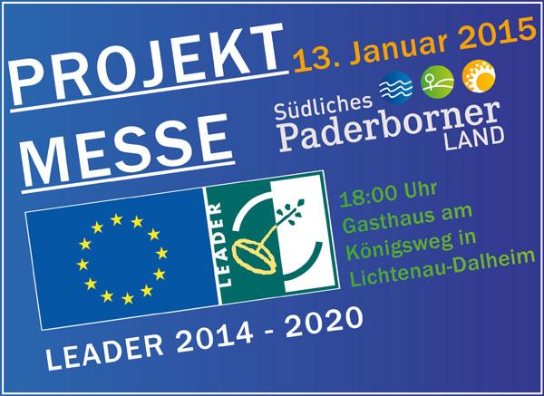 LEADER-Projektmesse