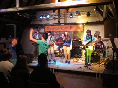 Lange Nacht der Jugendkultur in der Niedermühle Büren
