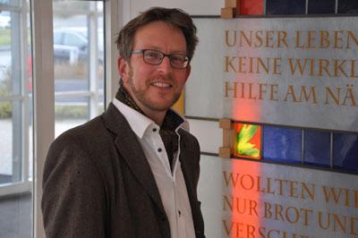 Dr. Christian Koch wird Chefarzt der Klinik für Psychosomatische Medizin und Psychosomatik in Brakel.