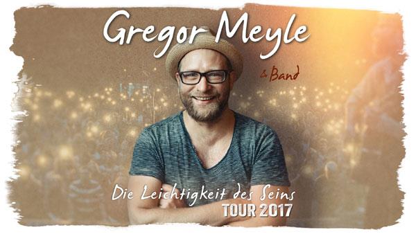 Gregor Meyle am 17.11.17 im Ringlokschuppen Bielefeld