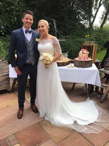 Hochzeit Sina und Raphael Kandra