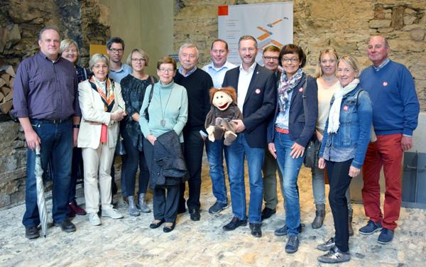 Kulturpolitisches Gespräch der FDP Minden und Porta Westfalica