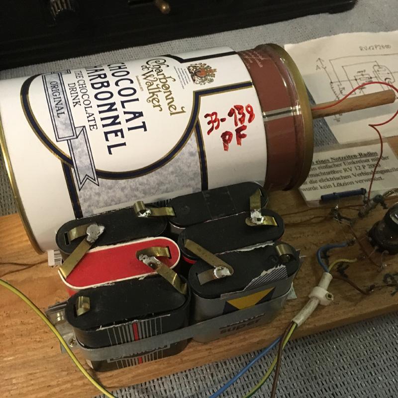 Je einfacher das Radio, um so besser für den Notfall!