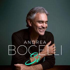 "Andrea Bocelli gelingt mit ""Sí"" sensationelles internationales Comeback"