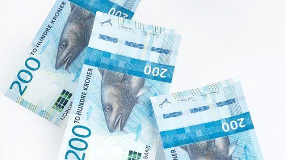 Neue Banknoten in Norwegen