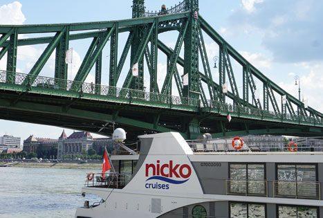 nicko cruises stellt Produktneuheiten für die Saison 2020 auf der ITB vor