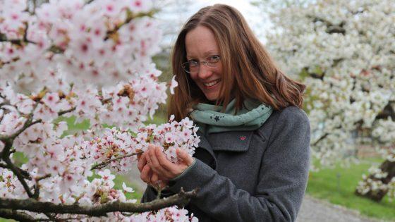 Frühling lockt in den Botanischen Garten
