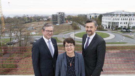 Gute Perspektiven für den Standort Paderborn