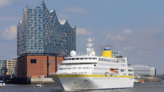 37 neue Häfen für kleinste Kreuzfahrtschiff Deutschlands