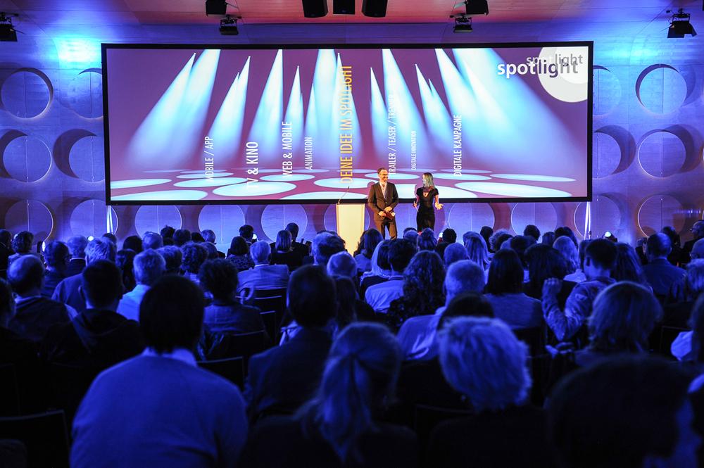"22. Festival für Bewegtbildkommunikation ""spotlight"""