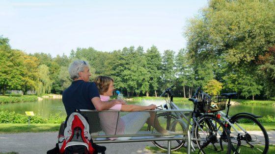 Bayrisch biken im Altmühltal