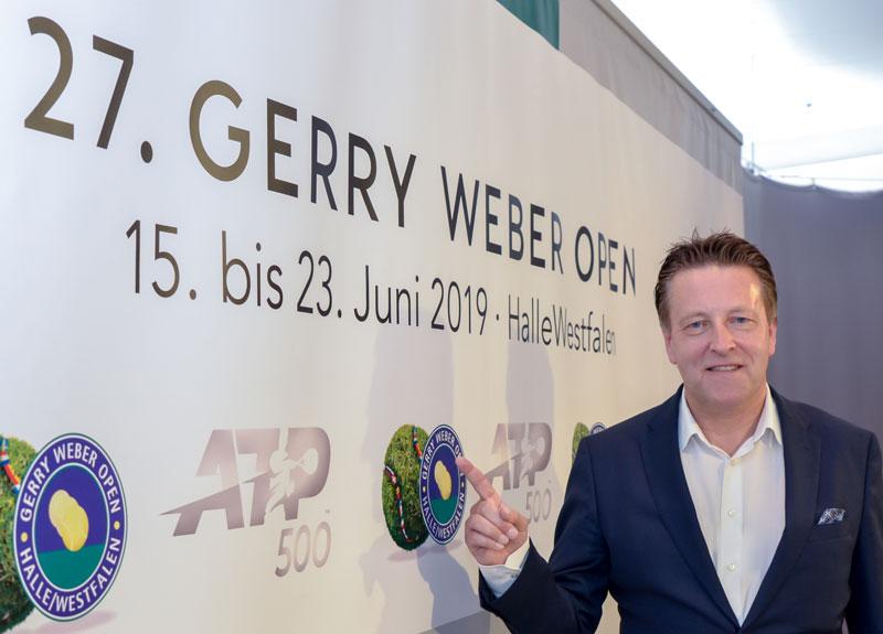 Traumbesetzung im Teilnehmerfeld bei den 27. Gerry Weber Open im Juni