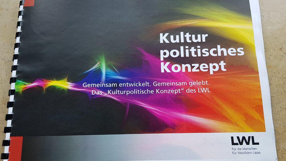 Kulturpolitisches Konzept des LWL verabschiedet