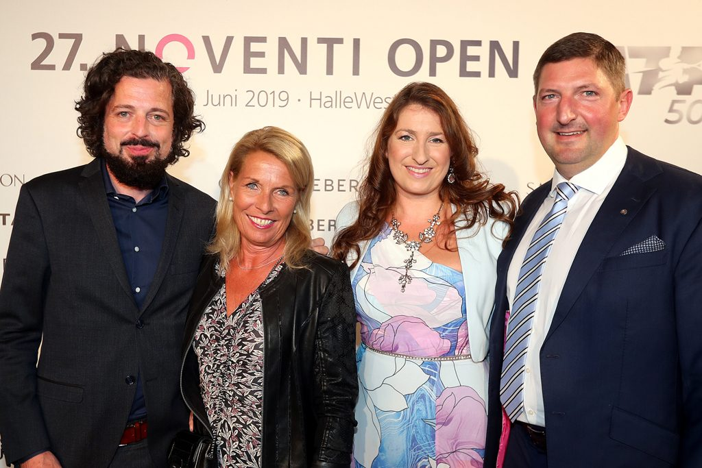 Tolle Partynacht bei der NOVENTI OPEN Fashion Night presented by Gerry Weber