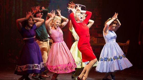 Tänzerinnen