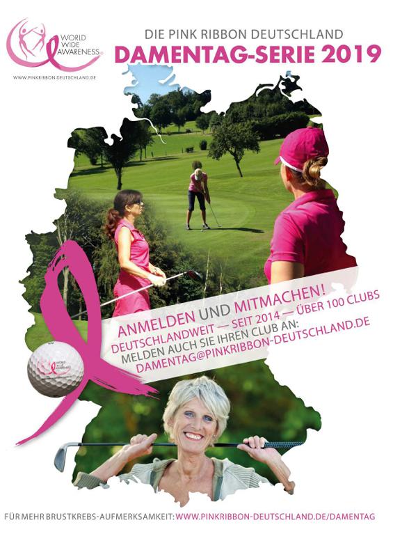 3.000 Golferinnen spielen für Brustkrebs-Früherkennung