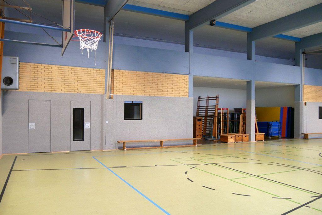 Sporthallen im Schulzentrum West und in Störmede renoviert