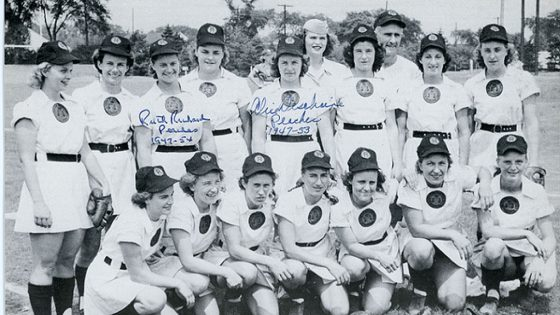 Gruppenfoto der Frauenmannschaft