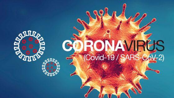 Coronavius symbolisch