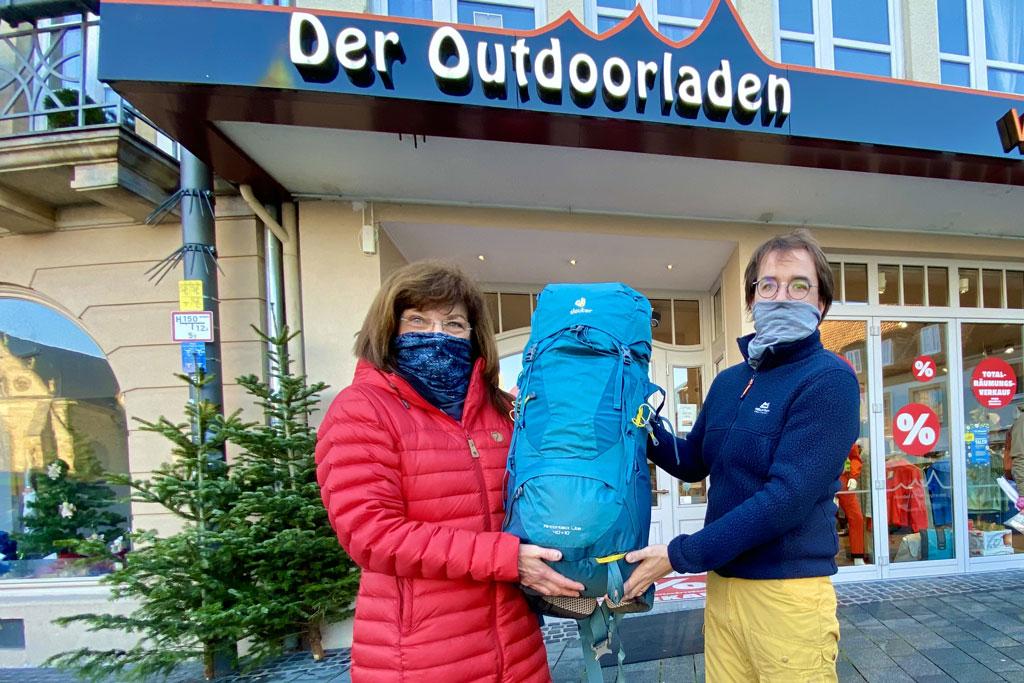 Birgitta Gaisendrees und Christian Brottka