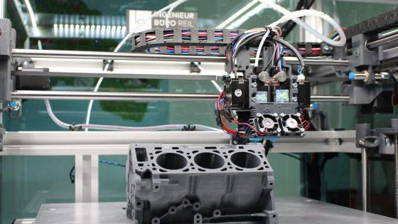 3D-Druck für die Industrie
