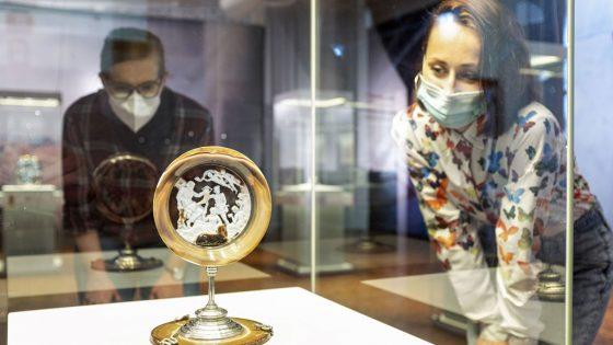 Ausstellung LWL-Römermuseum
