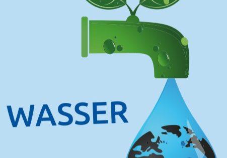 Das Titelbild des Veranstaltungsflyers für den 19. internationalen Jugendgipfel