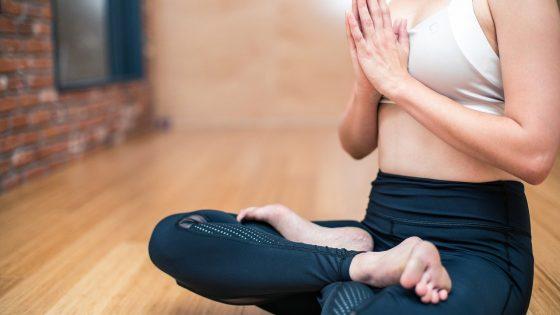 Yoga bei Gelenkschmerzen