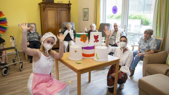 Senioren feiern